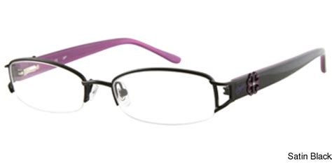 buy candies c fancy semi rimless half frame prescription