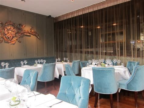 The Dining Room Dublin by The Greenhouse Dublin Restaurant Review 2012 July Dublin