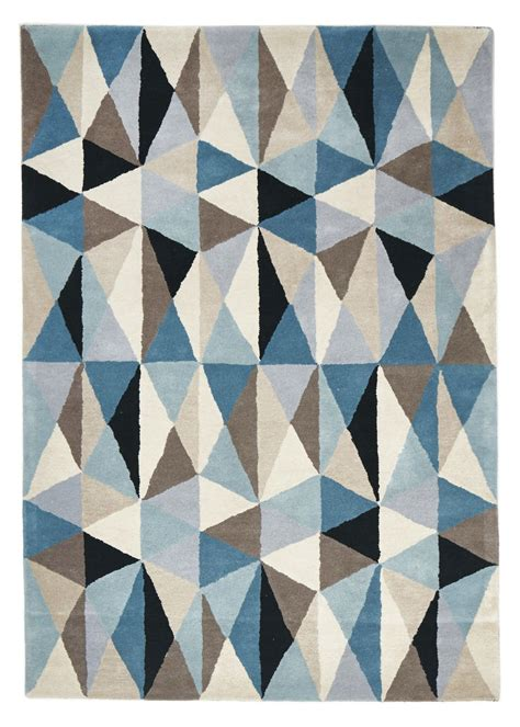 Adding Interest Color And Texture With Modern Rugs Modern Rug