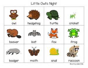 nocturnal animals list khafre