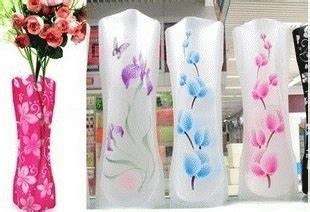 Bonsai Vas Bunga Keramik Cantik Pot Bunga Dekorasi Hiasan vas bunga lipat vas bunga cantik anti pecah yang bisa