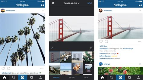 instagram layout video and photo image gallery instagram layout