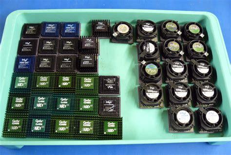 rarecpuscom rare cyrix processors