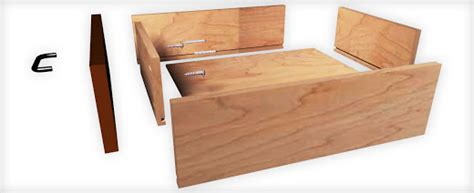 Build Kitchen Drawers Yourself How To Build Drawer Boxes