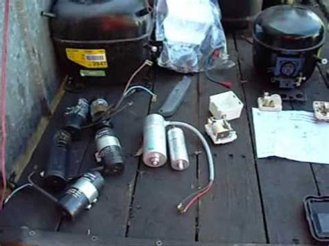motor start capacitor exploded re compressor starting equipment and wiring diagram