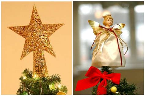howtoput a star on a christmastree what do you put on top of your tree southport visiter