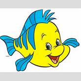Flounder Clipart from Disney's   Clipart Panda - Free Clipart Images