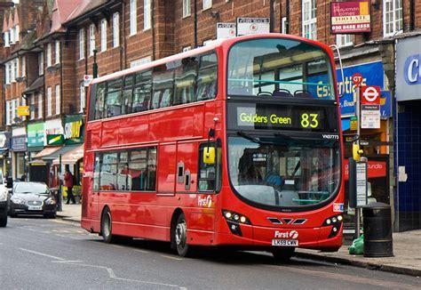 london bus routes route  alperton golders green