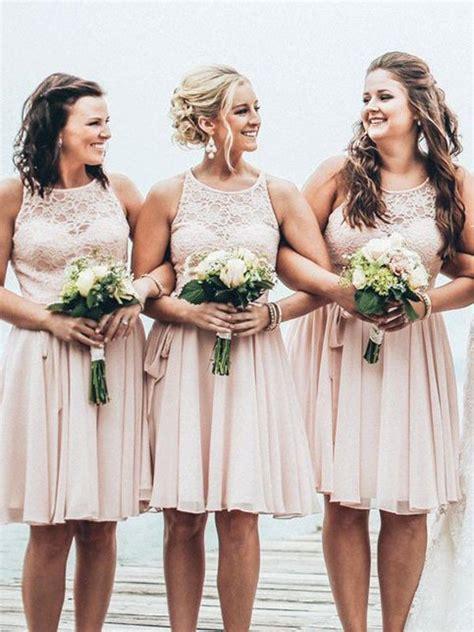 Kitchen And Bath Designer Jobs short bridesmaid dress lace bridesmaid dress summer beach