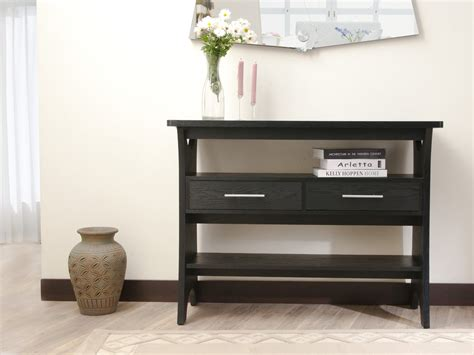 sofa table with storage console tables some ideas console table with