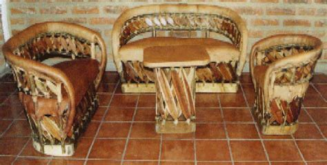 Rustic Home Decor equipale and rustic furniture