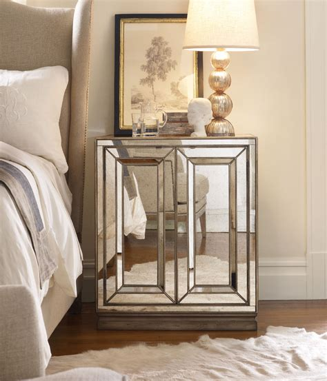 affordable nightstand affordable mirrored nightstand interior design