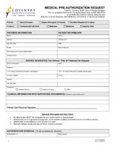 Connected Care Precertification Request Form Coventry Healthcare Of Florida Fill Printable