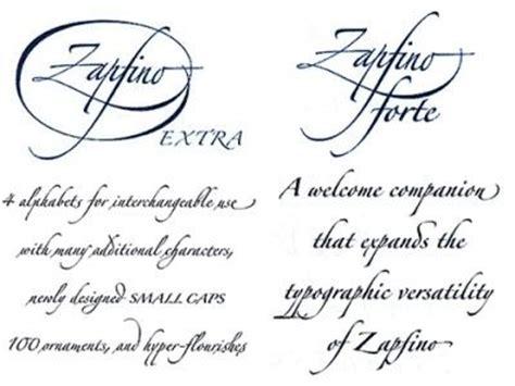 zapfino tattoo font zapfino fonts bonus font pack fonts pinterest