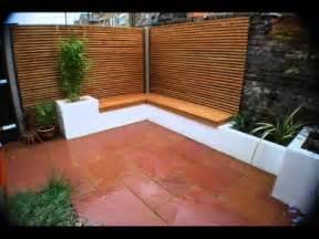 Split Level Designs modern garden ideas for small city garden kensington west