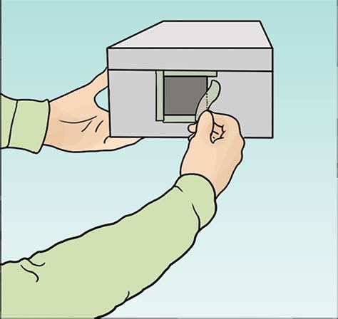 How To Make Pinhole With Paper - make a pinhole