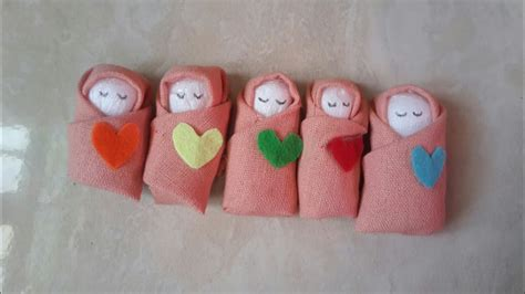 doll how to make how to make newborn doll simple doll tutorial