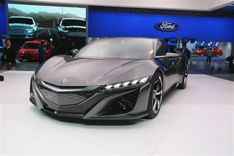 2014 acura nsx for sale acura nsx 2014 cars magazine
