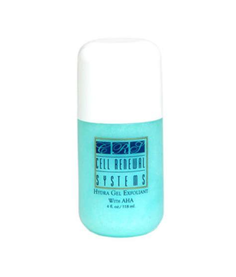 gel exfoliant jojoba bead hydra gel exfoliant relax spa and