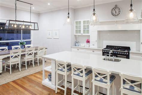 Dream Kitchen Designs by Hamptons Homes Specialist Brisbane Builder Evermore