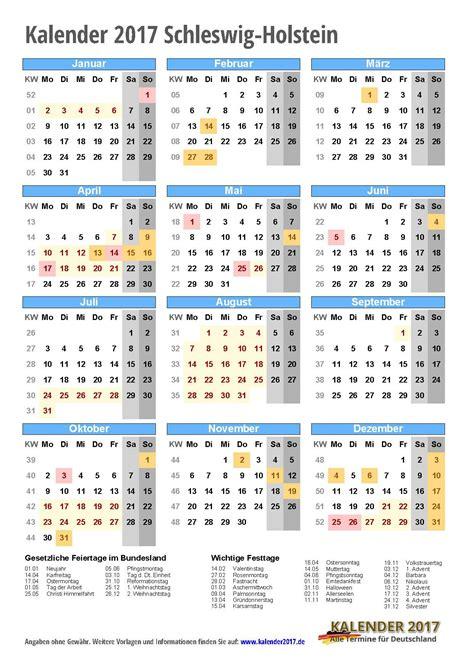 Kalender 2018 Sh Kalender 2017 Schleswig Holstein Zum Ausdrucken Kalender