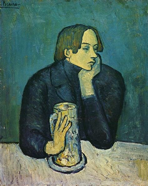 picasso paintings from the blue period pablo picasso blue period 1901 1904