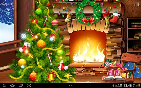 yule log fire live wallpaper android apps on google play top 3 christmas live wallpapers 4mobiles net