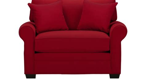red bedroom chair 499 99 bellingham cardinal chair oversized