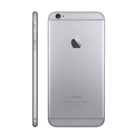 Apple Iphone 6 Plus 16 Gb Grey Free Tempered Glass buy apple iphone 6 plus 16gb space grey itshop ae free