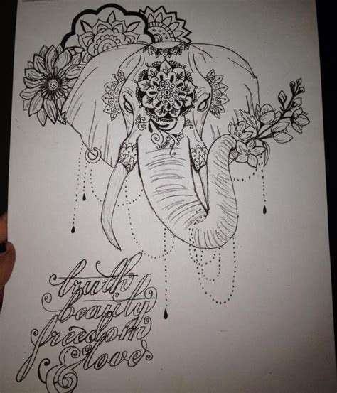moulin rouge tattoo moulin elephant by jaz aroni on deviantart
