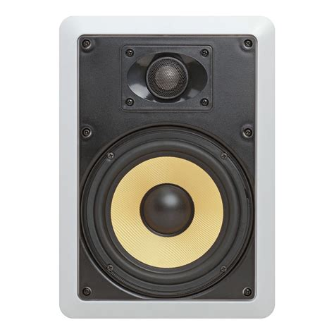 Wall Speaker Toa 6 Watt 7 1 in wall in celing speaker system kevlar speakers power peak 1780 watts