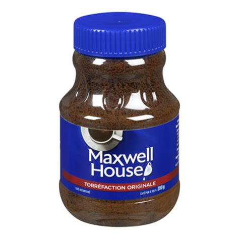 maxwell house instant coffee maxwell house original roast instant coffee