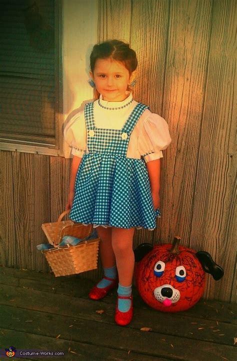 Handmade Dorothy Costume - diy dorothy costume