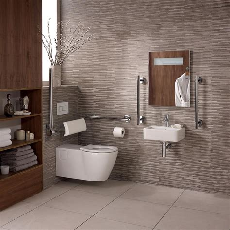 Concept freedom ensuite bathroom pack with 40cm basin amp extended wall hung wc doc m bathrooms
