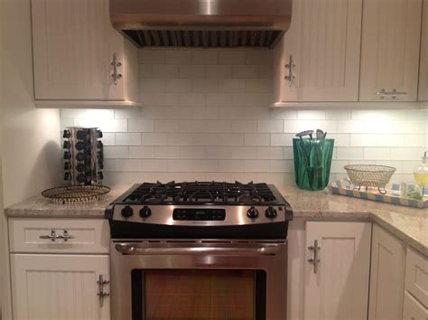 Subway Tile Backsplash Home Depot All Home Design Ideas Kitchen Backsplash At Home Depot