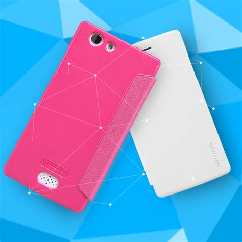 Flipcase Ume Oppo Neo 5 A31 Flip Soft Cover Shell Flipcover nillkin sparkle series new leather for oppo neo 5 a31