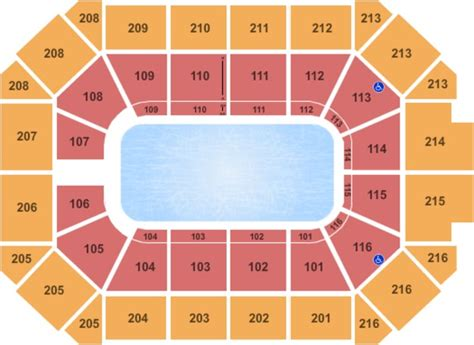 allstate arena rosemont il seating allstate arena tickets in rosemont illinois allstate