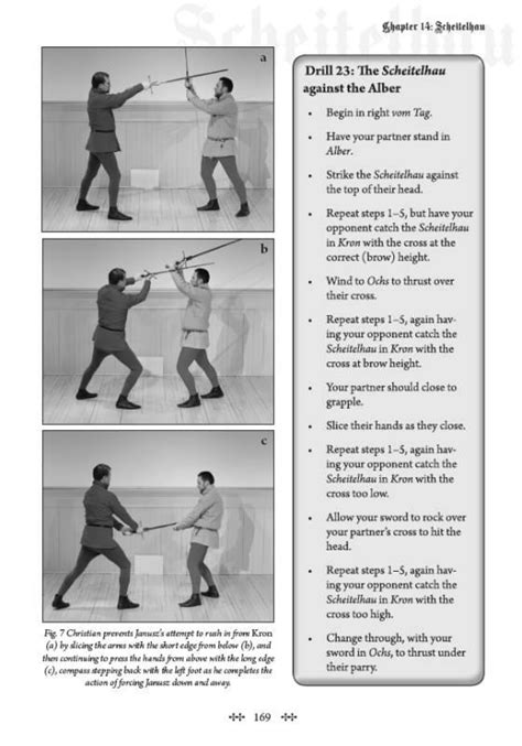 Fighting With The German Longsword Paperback