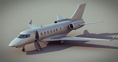 model commercial jets dosch design 3d models textures hdri audio and viz images