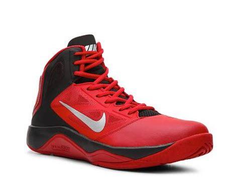 nike fusion basketball shoes nike dual fusion 2 basketball shoe mens dsw