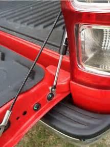 Car Tailgate Struts Rear Tailgate Shock Strut Ford Ranger Px Xlt T6