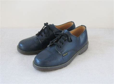 navy blue oxford shoes 90s dr martens navy blue leather oxford shoes docs uk 4 us