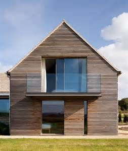 modern barn house barn converted to the contemporary house with a pool digsdigs
