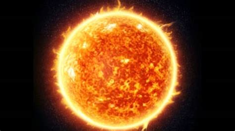 Is The how is the sun