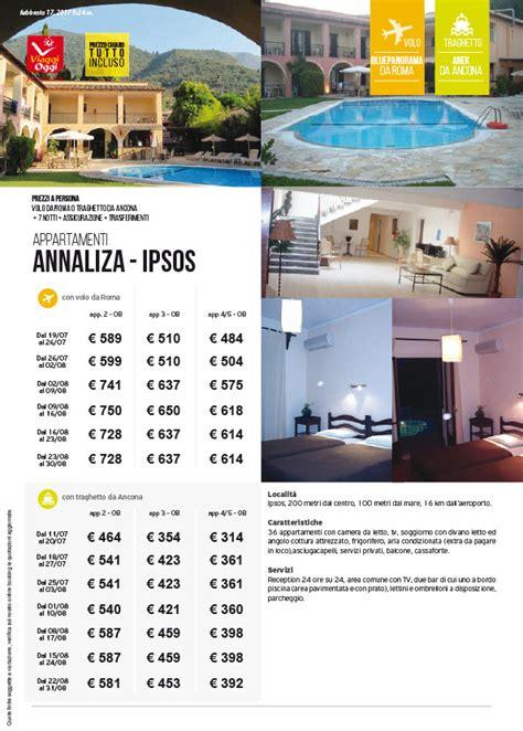 appartamenti a corfu vacanze appartamenti annaliza corf 249 vacanza in grecia punto