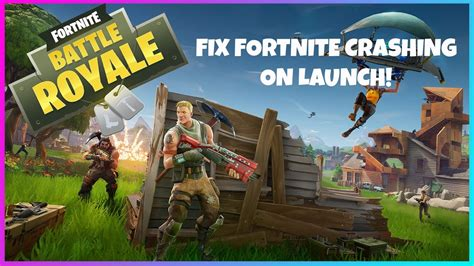 fortnite keeps crashing pc how to fix fortnite crashing on launch startup pc mac