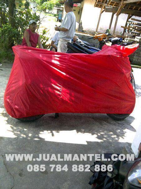 New Cover Sarung Motor Supra 125 Berkualitas Warna Biru Muda jual mantel motor murah jual cover motor murah jual