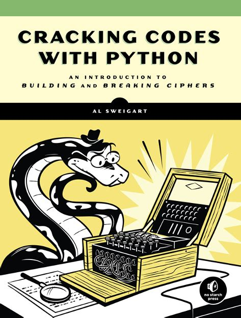 cracking codes with python no starch press