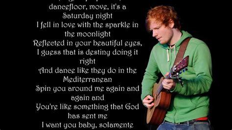 download mp3 ed sheeran you need me watch and download ed sheeran barcelona lyrics youtube to