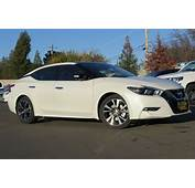 New 2018 Nissan Maxima Platinum 4dr Car In Roseville
